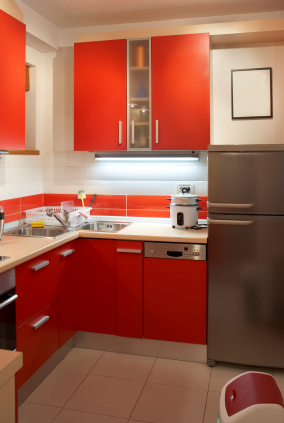 Compact Kitchen Redesigning Ideas Minimalist-Small-Kitchen-Ideas-Color