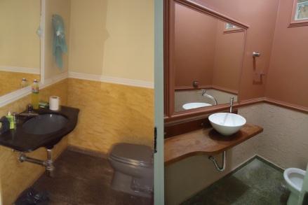 Banheiros medidas importantes se fosse na minha casa for Lavabos pequenos medidas
