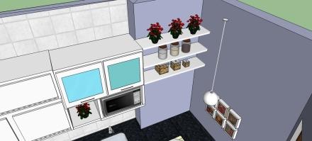 cozinha e area de serviço1