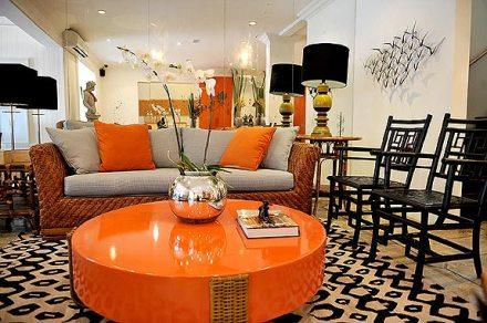 laca laranja