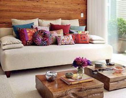 Fotos-de-decoração-com-almofadas-2