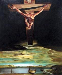 cristo de são joão na cruz