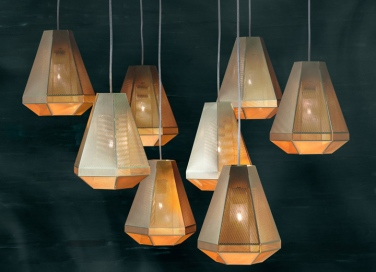 Cell-Tall-Pendant-light-by-Tom-Dixon