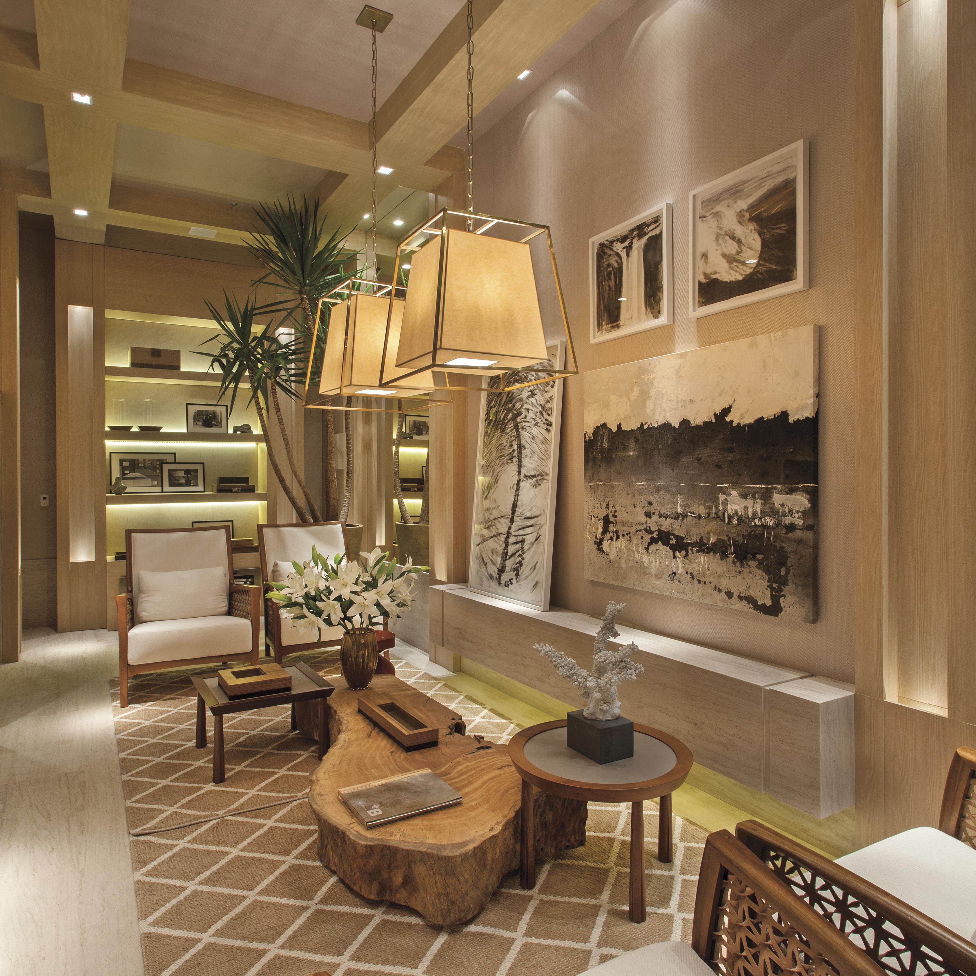 decoracao de interiores hall de entrada:Hall de Entrada – Adriana Consulin e Izilda Moraes
