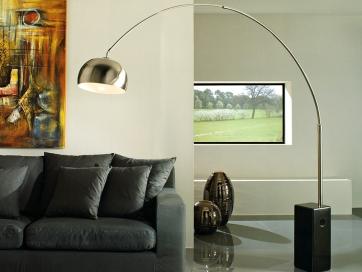 2Luminária-Arco-design-italiano