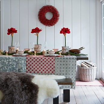 Country-Christmas-dining-table-with-amaryllis-decoration--Country-Homes-and-Interiors--Housetohome.co.uk