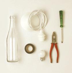 garrafa lustre 1
