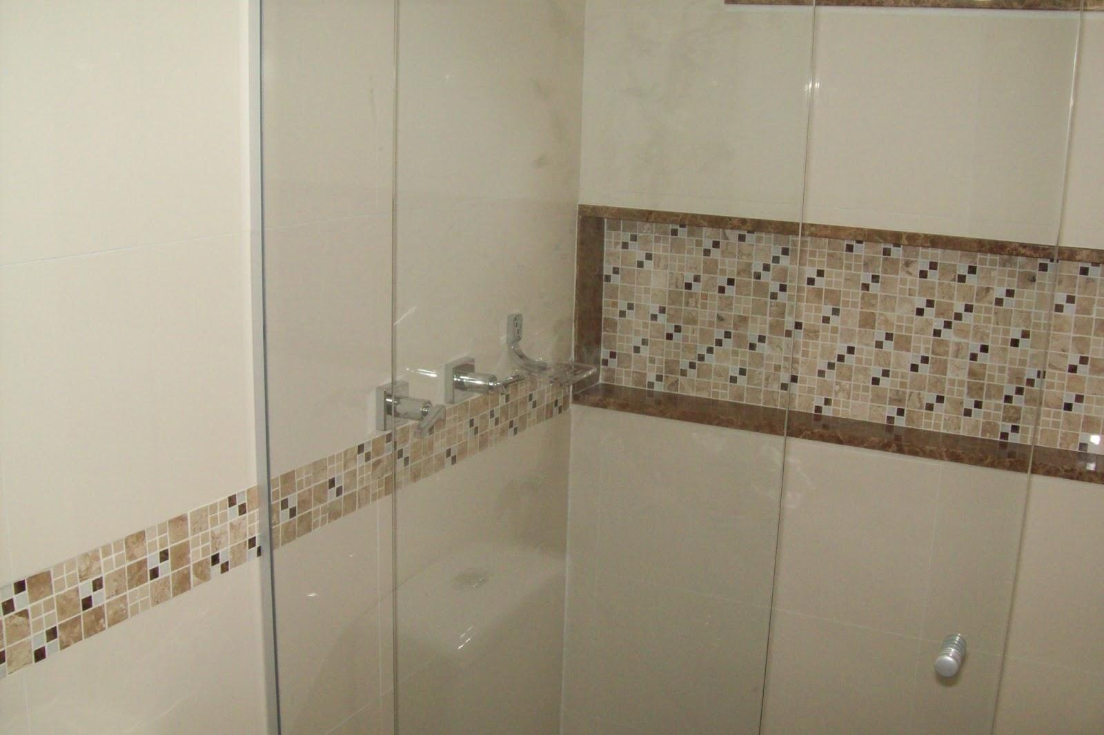 Nichos de banheiro – o que você precisa saber para ter um se  #4A3828 1600x1066 Banheiro Com Nicho Como Fazer