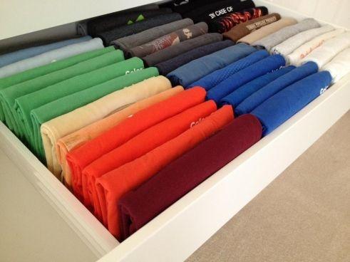 Image result for marie kondo fold