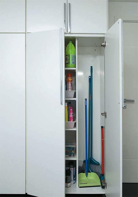 Armario Archivador Ikea ~ Lavanderia pequena, apertada, mas lindinha! se fosse na minha casa